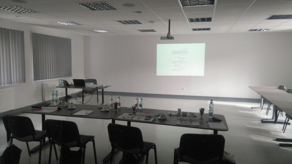 Sala szkoleniowa Arques